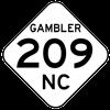 Gambler NC209